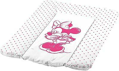 Solution CHANGING MAT DISNEY MINNIE MOUSE Baby Diaper/Nappy Changer Pad BN