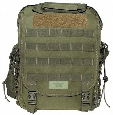 US Patrol Shoulder Molle Army Military Daypack backpack Rucksack Tasche oliv