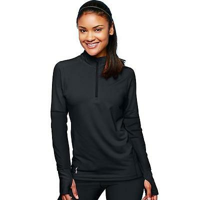 Duofold by Champion THERMatrix and Womens 1/4 Zip Pullover-KDC3Q