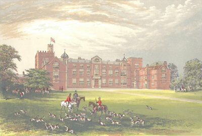 BURTON CONSTABLE, Kingston-upon-Hull, Yorkshire (Constable, Baronet) 1890