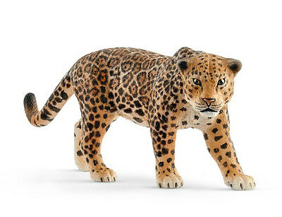 Schleich 14769 Jaguar Toy Wild Animal Figurine 2017 - NIP