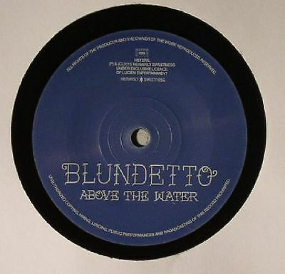"BLUNDETTO - Above The Water - Vinyl (7"")"