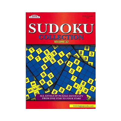 Sudoku Collection Books