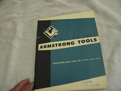 Armstrong tools catalog