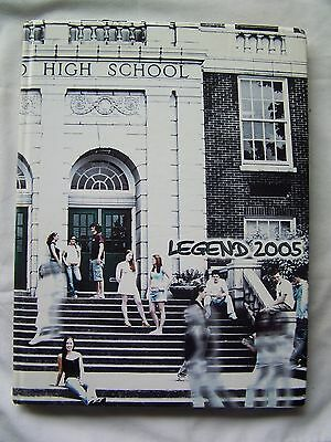 1965 Grover Cleveland High School Ridgewood Queens Ny Ad Log