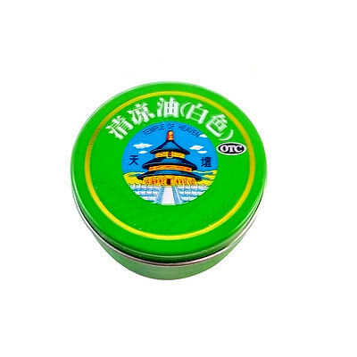 19g Temple Of Heaven Brand Qing Liang You Essential Balm Cost-effective