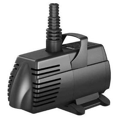 Aquascape Ultra Pump 1100 Gph 91008 Pond Water Garden Waterfall Pump