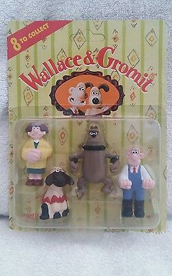 Wallace and Gromit - CLOSE SHAVE - Vivid Imaginations - sealed on card