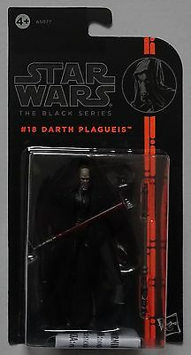 HASBRO® Star Wars® Black Series #18 Darth Plagueis™ 10cm