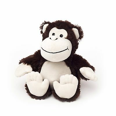 Warmies Cosy Plush Medium Monkey Lavender Scented Microwavable Soft Toy CPSMON-1
