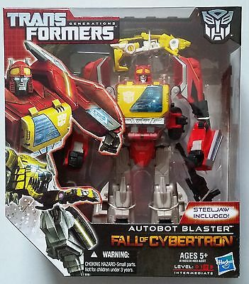 HASBRO® A1603 Transformers Generations Fall of Cybertron™ Voyager Blaster™
