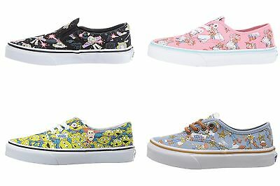 VANS Toy Story Kids Shoes Classic Slip-on , ERA,  Authentic Boy's n Girls *NEW*