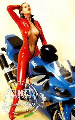 """Legend Productions 150mm Rider Figure """"Need for Speed"""" for Tamiya YZF-R1 Bike"""