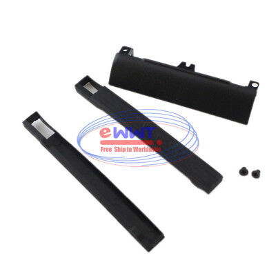 FREE SHIP for Dell Latitude E6330 HDD Caddy Cover + 7mm Isolation Rails ZVOT598