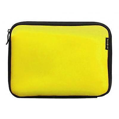 Samsonite Classic 2.5'' Sleeve Bag Case Pouch for HDD Hard Disk Drive - Yellow