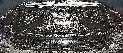 Queen Anne Made in England Silver plated table wear boxed never used Mayell
