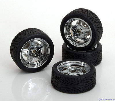 1:18 GMP Sonstige Wheel and Tyre set Street Fighter