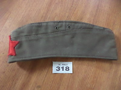 military Russian ? Chinese ? army  cap