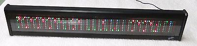 LED Sign Scrolling Message Display Real Color Displays Inc RC880 Programmable