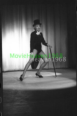 Marlene Dietrich RARE 35MM SLIDE NEGATIVE PHOTO 9323