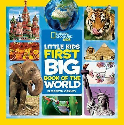 NEW - Little Kids First Big Book of the World by Carney, Elizabeth