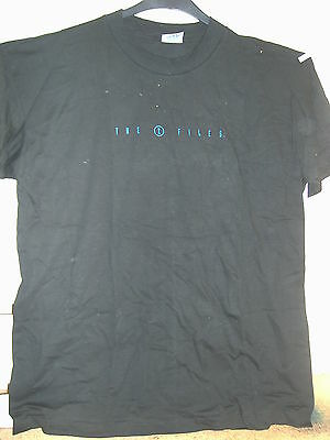 Vintage T-Shirt: X-Files - The Scream (XL) (USA, 1995)