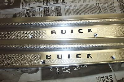 1949 Buick Door Sills; 2 Dr. Convertible & Coupe 56C,76C, 76R Set of 2 NEW