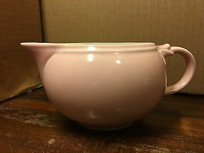 Taylor Smith Taylor Luray Pastel Pink Creamer
