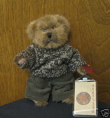 """Russ Berrie #44706 JEREMY, VINTAGE COLLECTION 6.5"""" NEW from our Retail Store"""