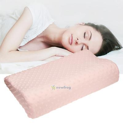 Soft Pillow Case Memory Foam Space Massage Pillow Cover Neck Cervical Healthcare