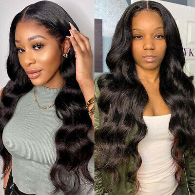 Peruvian Human Hair Wig Silk Top Base Full Lacelace Front Wigs With
