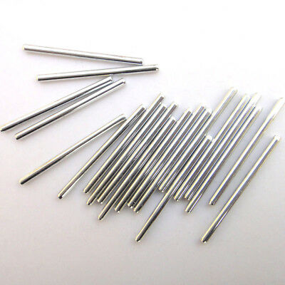 20pcs Shaft Axis Dia. 2.5mm For DIY Toy Car Model Robot Aircraft Gears 2.5x40mm
