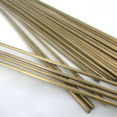 250mm Solid Copper Rods Axis Φ2/3mm For DIY Model Sailboat Mast Car Drive Shaft