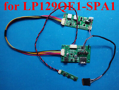DP Driver Board for 12.9inch 2560x1700 IPS LCD LP129QE1-SPA1 LP129QE1(SP)(A1)