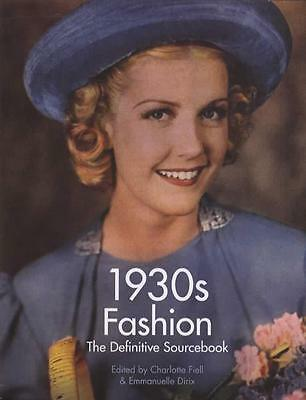 1930s Women's Fashion Reference w Color Photos, Vintage Dresses & More