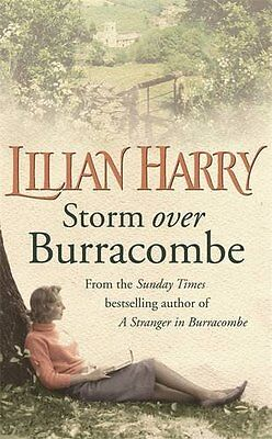Lilian Harry _ Storm Over Burracombe   _ Brand New _ Uk Freepost