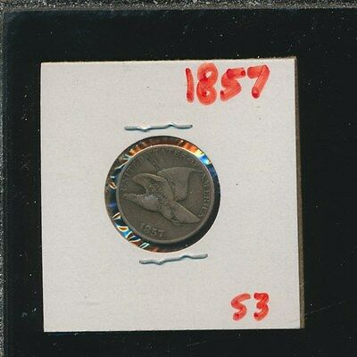 Flying Eagle Penny 1857 - #s3