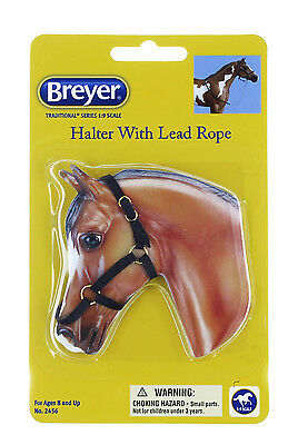 Breyer 1:9 Traditional Series Model Horse Accessory: Halter with Lead Chain