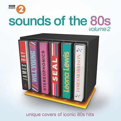 BBC Radio 2 Sounds Of The 80s Vol 2 NEW CD