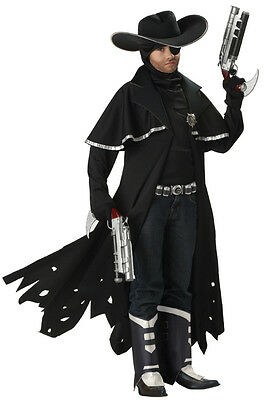 Darkwatch Jericho Cross Deluxe Costume Child Large