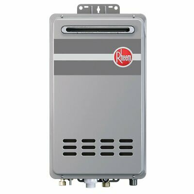 Rheem RTG-95XLN-1 199,900-BTU Outdoor Low NOx Natural Gas Tankless Water Heater