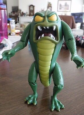 "Hanna-Barbera Scooby Doo Bottomless Lake Swamp Monster 5"" action figure"