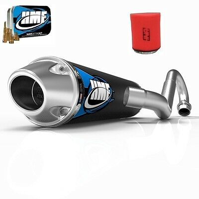 HMF Competition Comp Full System Exhaust + Jet + Uni Filter Raptor 660 2001-2005