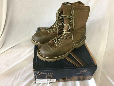 New Usmc Wellco  Mojave Temperate Weather Combat Boots Marines Marpat 10.5 R