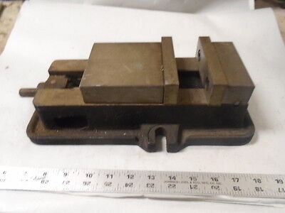 "MACHINIST TOOL LATHE MILL Machinist Milling 4"" Mill Milling Vise"