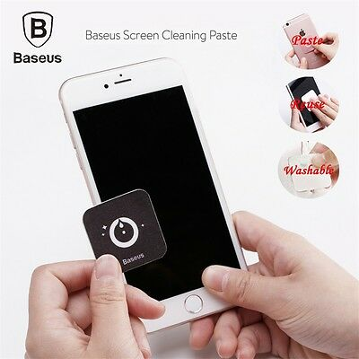 BASEUS Universal Phone Screen Camera Lens Glasses Cleaner Cleaning Paste Sticker