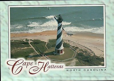 """"""" North Carolina """" Postcard of the Month Club 1-Year Subscription Christmas Gift"""