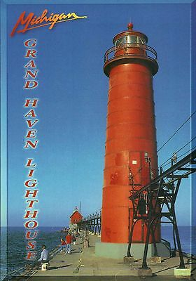 """"""" Lighthouse """" - Postcard of the Month Club 1-Year Subscription - Christmas Gift"""