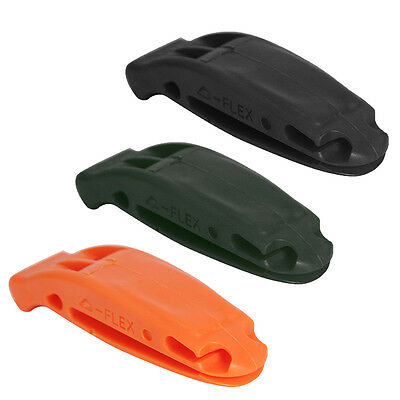 Portable Outdoor Camping Boating Plastic Survival Rescue Whistle Emergency Loud