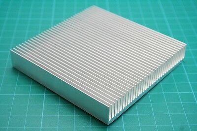 Aluminum 90*90*15mm Heat Sink For LED & Power IC Transistor Module PBC